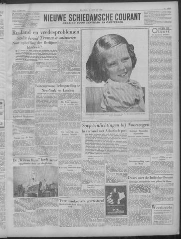 Nieuwe Schiedamsche Courant 1949-01-31