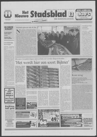 Het Nieuwe Stadsblad 1996-02-22
