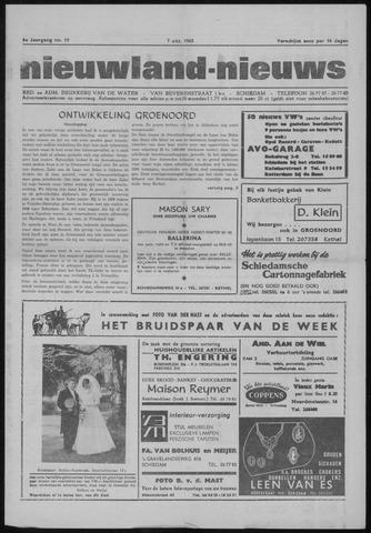 Nieuwland Nieuws 1965-10-07
