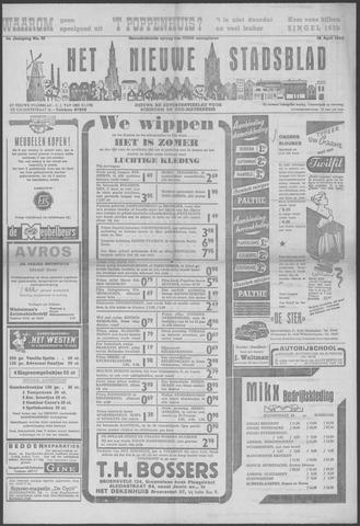 Het Nieuwe Stadsblad 1952-04-18