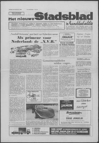 Het Nieuwe Stadsblad 1966-08-26