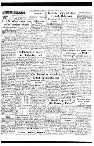 Rotterdamsch Nieuwsblad / Schiedamsche Courant / Rotterdams Dagblad / Waterweg / Algemeen Dagblad 1965-01-27