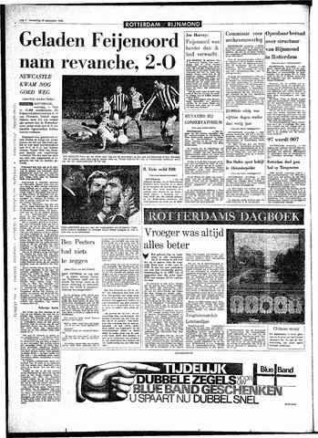 Rotterdamsch Parool / De Schiedammer 1968-09-18