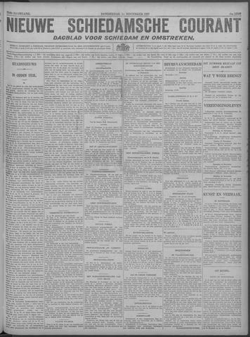 Nieuwe Schiedamsche Courant 1929-11-14