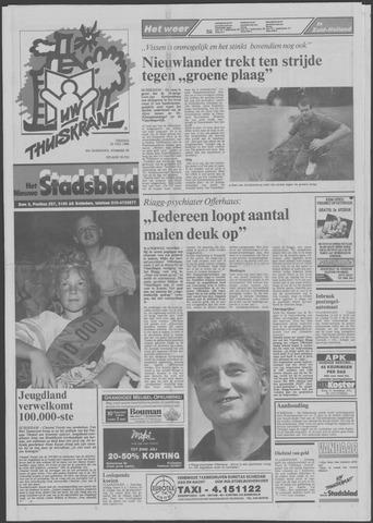 Het Nieuwe Stadsblad 1988-07-22