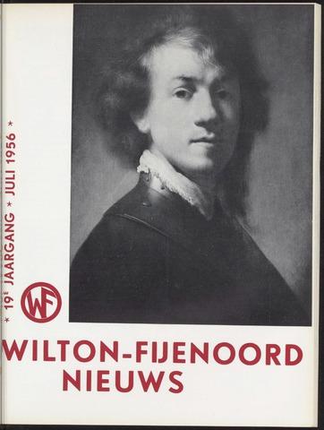 Wilton Fijenoord Nieuws 1956-07-01