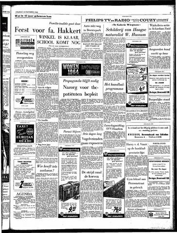 Rotterdamsch Parool / De Schiedammer 1963-10-18