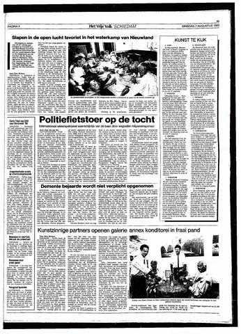 Het Vrije volk 1990-08-07