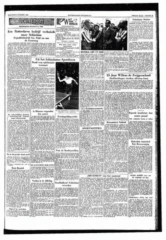 Rotterdamsch Nieuwsblad / Schiedamsche Courant / Rotterdams Dagblad / Waterweg / Algemeen Dagblad 1953-10-05