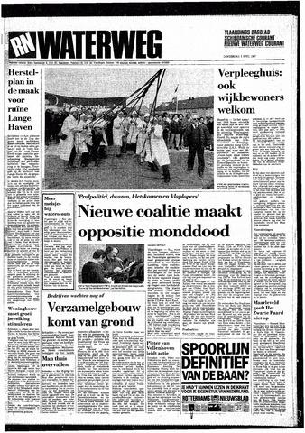 Rotterdamsch Nieuwsblad / Schiedamsche Courant / Rotterdams Dagblad / Waterweg / Algemeen Dagblad 1987-04-02