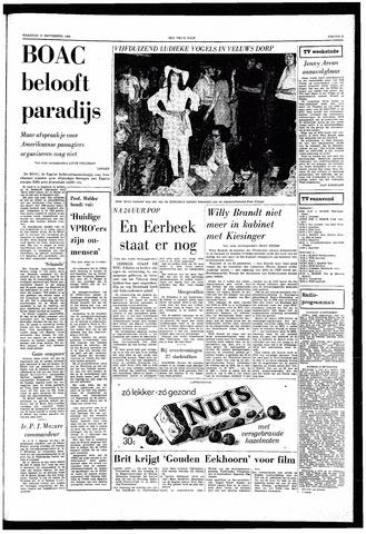 Het Vrije volk 1969-09-15