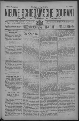 Nieuwe Schiedamsche Courant 1917-04-24