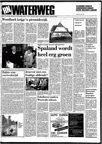 Rotterdamsch Nieuwsblad / Schiedamsche Courant / Rotterdams Dagblad / Waterweg / Algemeen Dagblad 1987-05-08