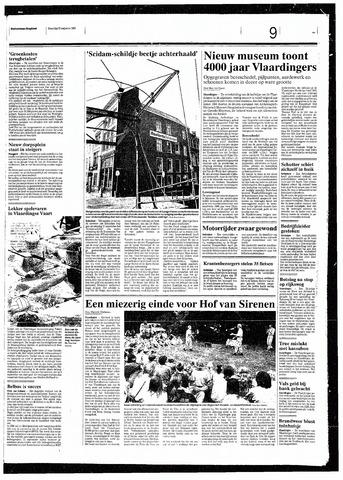 Rotterdamsch Nieuwsblad / Schiedamsche Courant / Rotterdams Dagblad / Waterweg / Algemeen Dagblad 1993-08-23