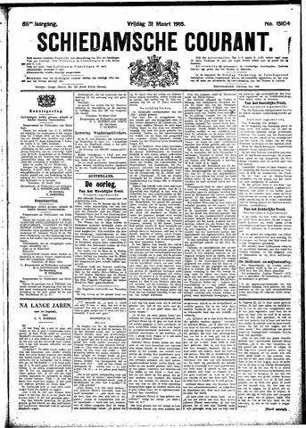 Schiedamsche Courant 1916-03-31