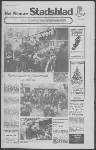 Het Nieuwe Stadsblad 1977-12-21
