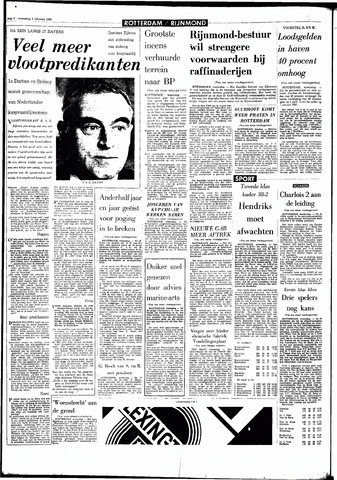 Rotterdamsch Parool / De Schiedammer 1966-02-09