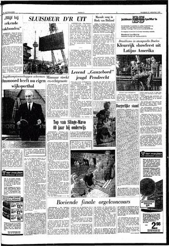 Trouw / De Rotterdammer 1970-08-31