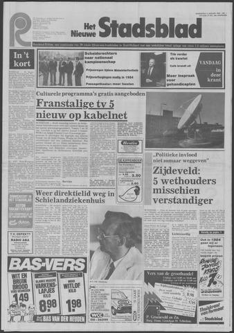 Het Nieuwe Stadsblad 1984-01-04