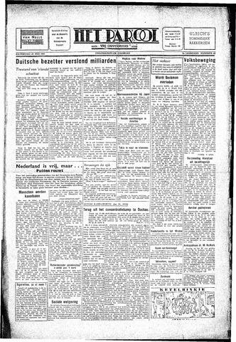 Rotterdamsch Parool / De Schiedammer 1945-05-26