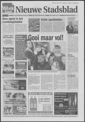 Het Nieuwe Stadsblad 2007-03-14