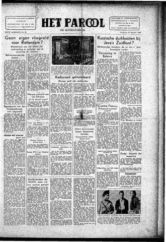 Rotterdamsch Parool / De Schiedammer 1946-03-22