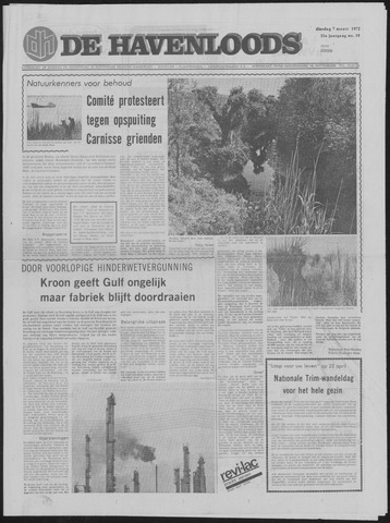 De Havenloods 1972-03-07