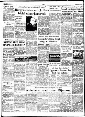 Trouw / De Rotterdammer 1963-01-08