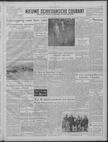 Nieuwe Schiedamsche Courant 1949-06-07
