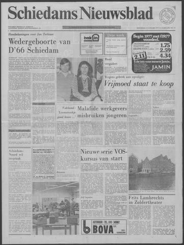 Schiedams Nieuwsblad 1977-01-12