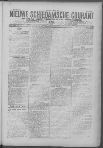 Nieuwe Schiedamsche Courant 1925-03-09