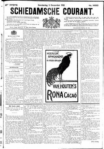 Schiedamsche Courant 1912-12-05