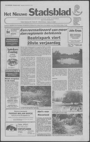 Het Nieuwe Stadsblad 1979-08-03