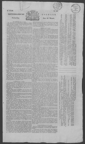 Rotterdamse Courant 1840-03-21