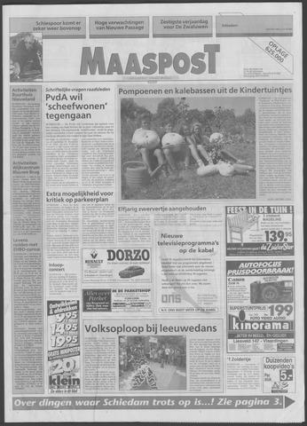 Maaspost / Maasstad / Maasstad Pers 1995-08-23