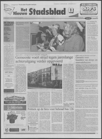 Het Nieuwe Stadsblad 2002-02-13