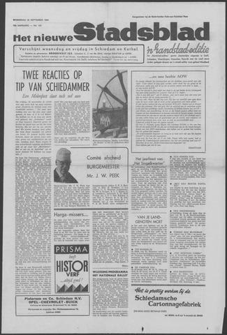 Het Nieuwe Stadsblad 1964-09-30