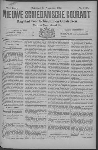 Nieuwe Schiedamsche Courant 1897-08-14