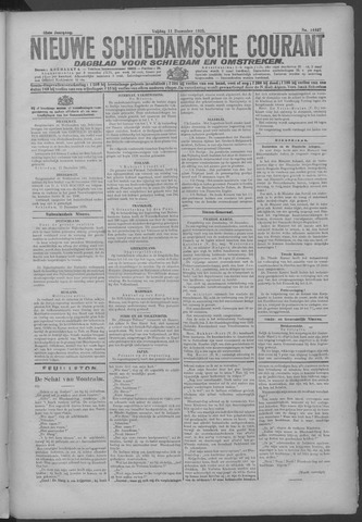 Nieuwe Schiedamsche Courant 1925-12-11