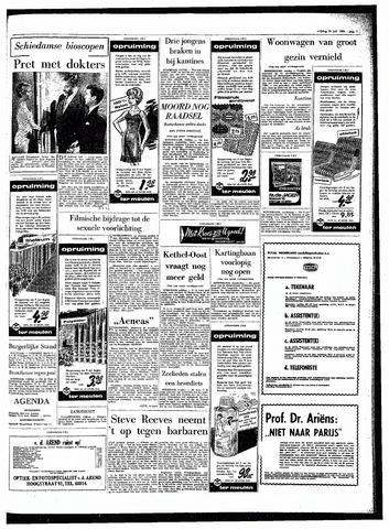Rotterdamsch Parool / De Schiedammer 1964-07-24
