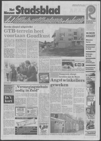 Het Nieuwe Stadsblad 1985-06-28