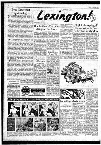 Rotterdamsch Parool / De Schiedammer 1957-01-11