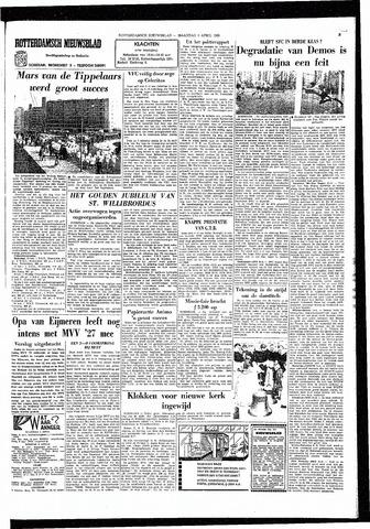Rotterdamsch Nieuwsblad / Schiedamsche Courant / Rotterdams Dagblad / Waterweg / Algemeen Dagblad 1965-04-05