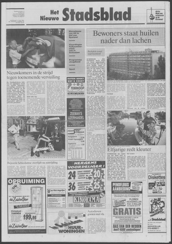 Het Nieuwe Stadsblad 1994-07-13