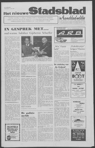Het Nieuwe Stadsblad 1969-07-09