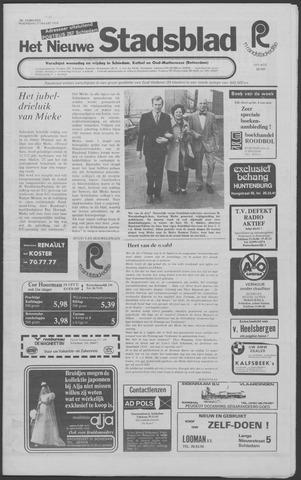 Het Nieuwe Stadsblad 1974-03-27