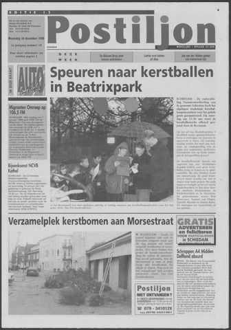 Postiljon 1998-12-30