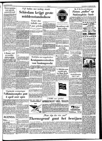 Trouw / De Rotterdammer 1964-02-20