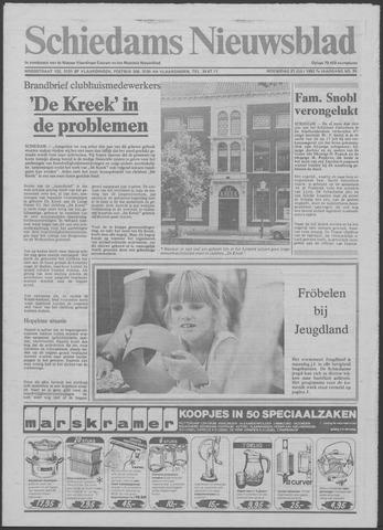 Schiedams Nieuwsblad 1982-07-21