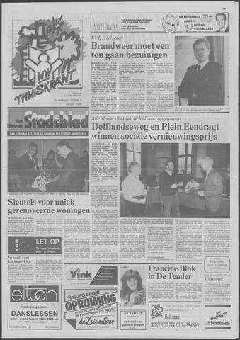 Het Nieuwe Stadsblad 1991-01-11